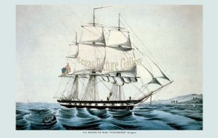 U. S. Sloop of War - Vincennes